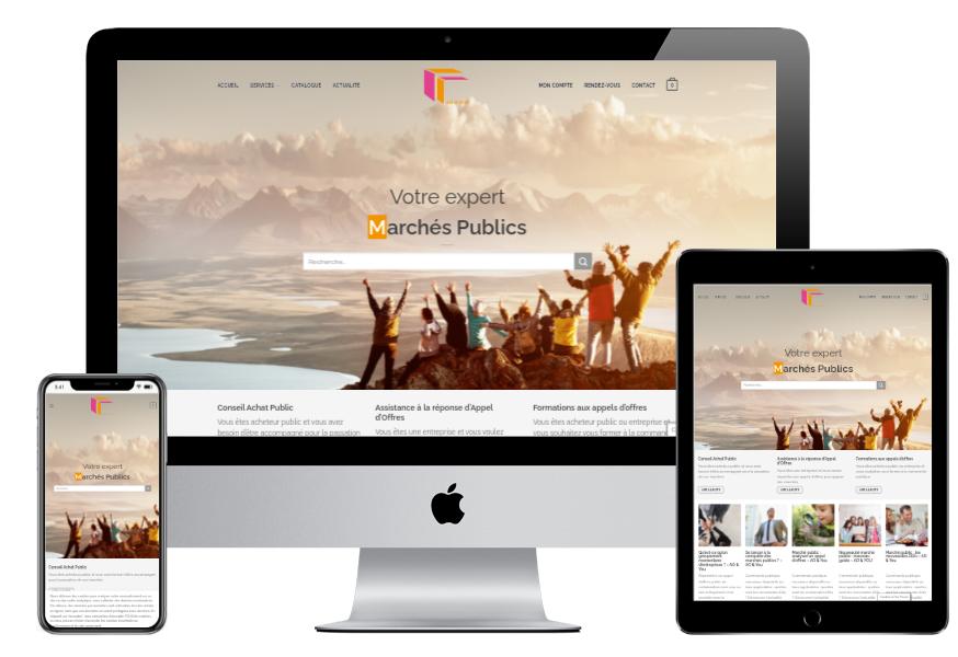 Portfolio webdesign Conseil